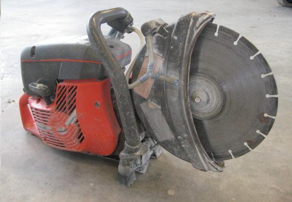 HUSQVARNA-Model K750-2007