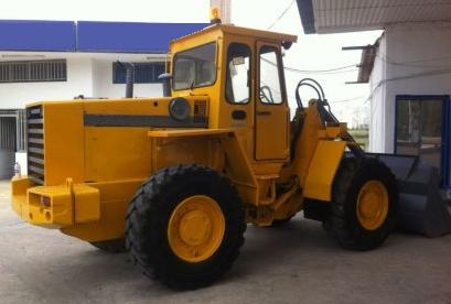 wheel loader Volvo L70